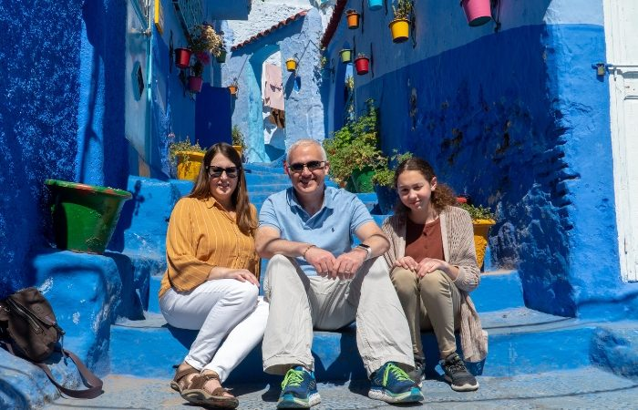 125: Family Travel to Morocco