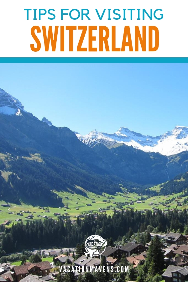 Tip for planning a trip to Switzerland with your family from the Vacation Mavens podcast and The Travelling Mom. #switzerland #swiss #familytravel