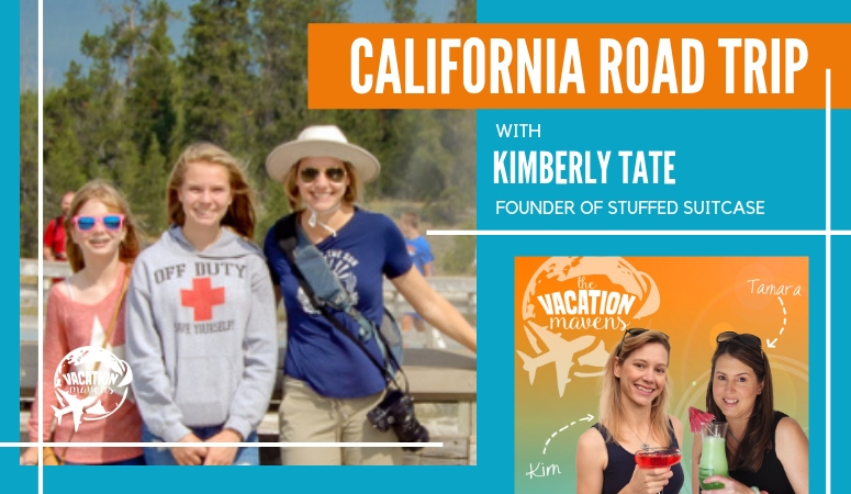 California road trip podcast
