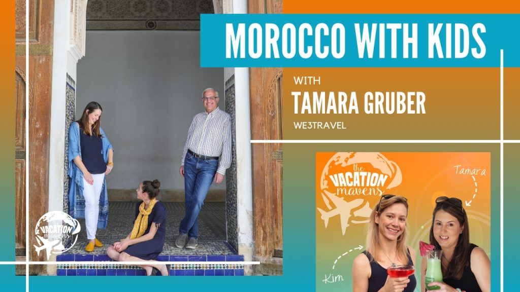 Traveling to Morocco with kids