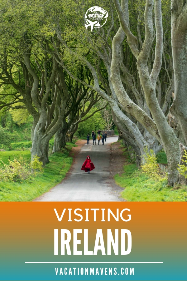 Visiting Northern Ireland and Ireland's Ancient East with the Vacation Mavens podcast #ireland #northernireland