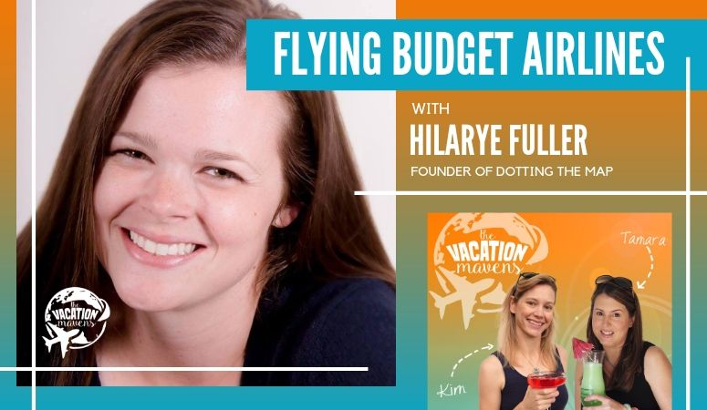 Flying Budget Airlines podcast episode