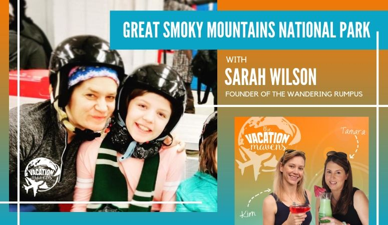 Visiting the Great Smoky Mountains national park with kids podcast