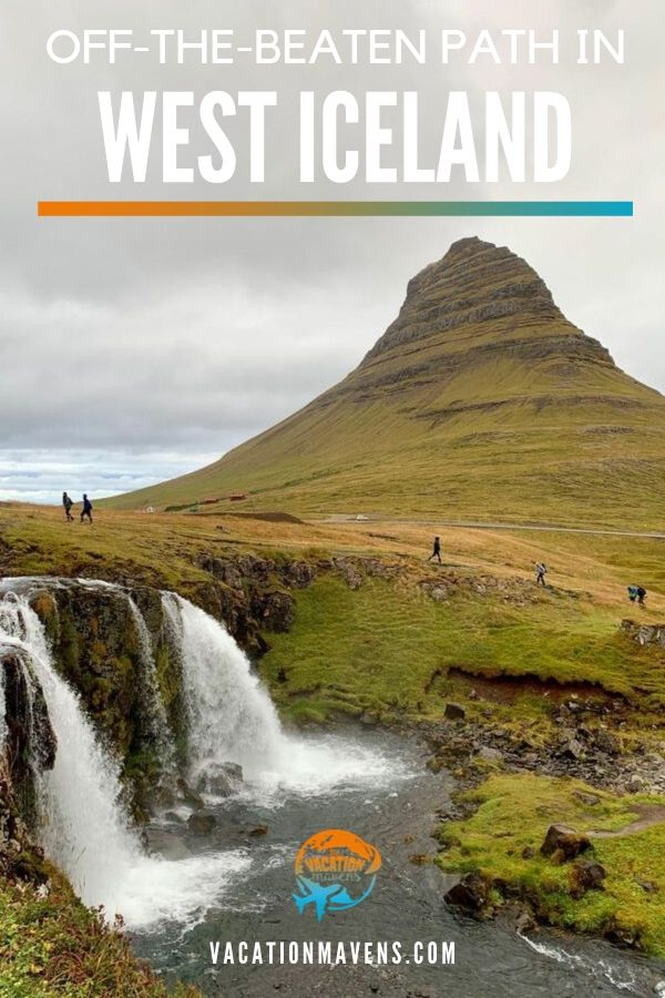 Learn where to go to get off the beaten path in Iceland but avoiding the popular Golden Circle and South Coast and heading west to the Snaefellsnes Peninsula and Westfjords. #iceland #westfjords #snaefellsnes #vacationmavens