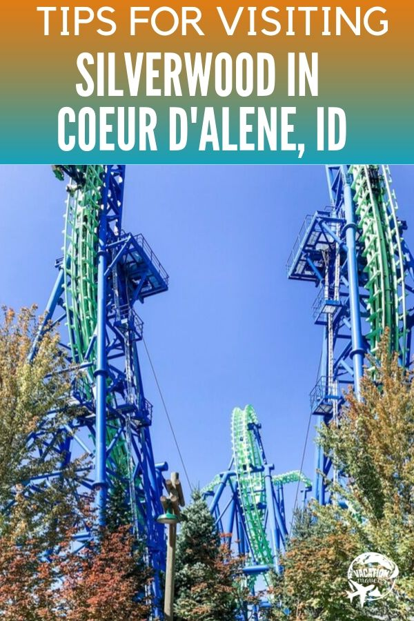 Tips for visiting Silverwood in Coeur d'Alene