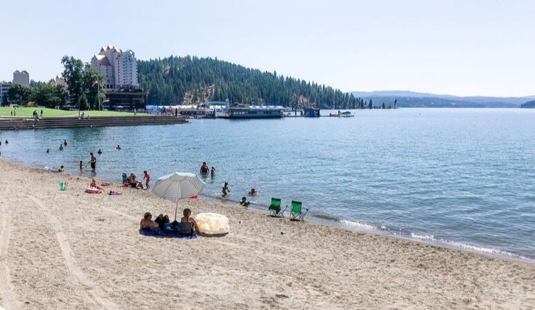 141 Visiting Silverwood and Coeur d'Alene Idaho