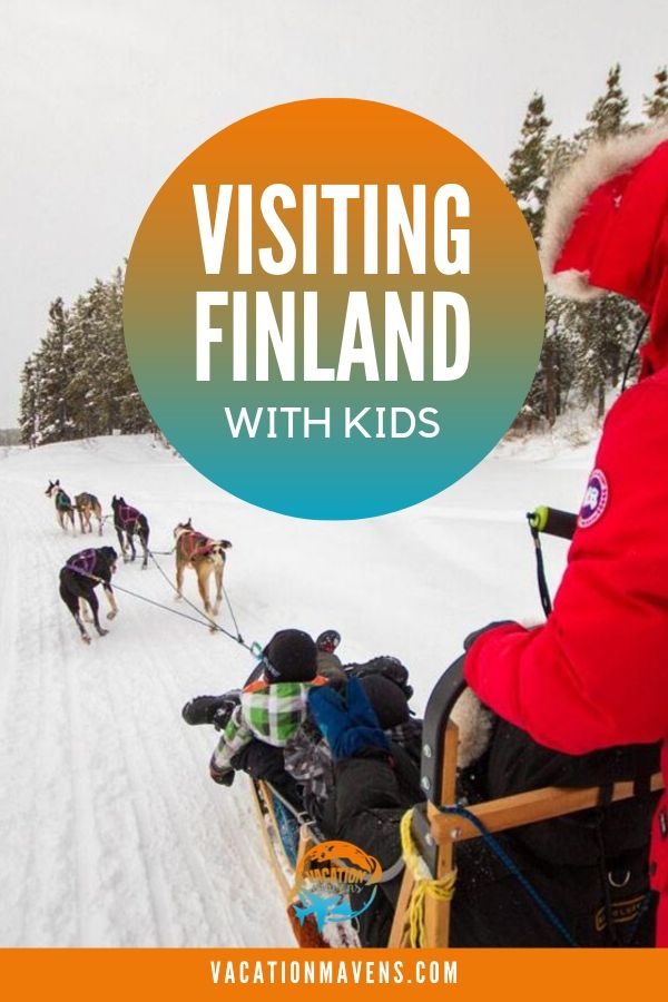 Tips for visiting Finland and Lapland with kids on the Vacation Mavens family travel podcast