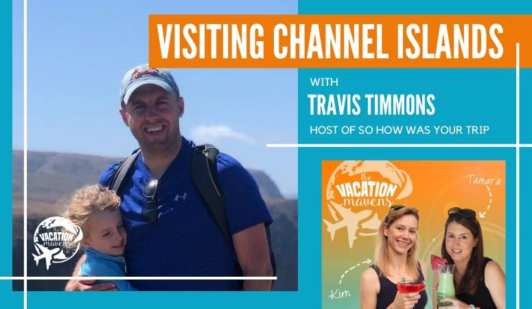 Travis Timmons on the Vacation Mavens podcast