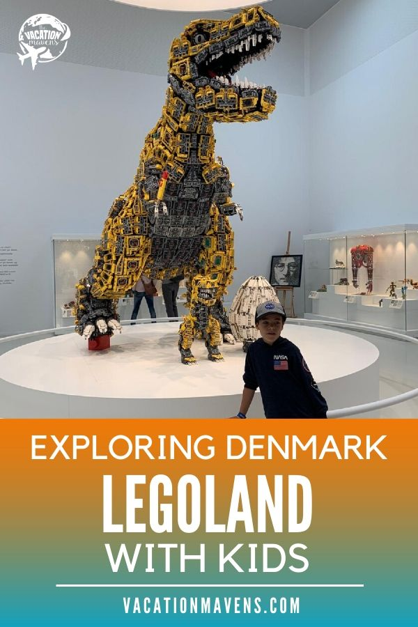 Exploring LEGOLAND Denmark with kids
