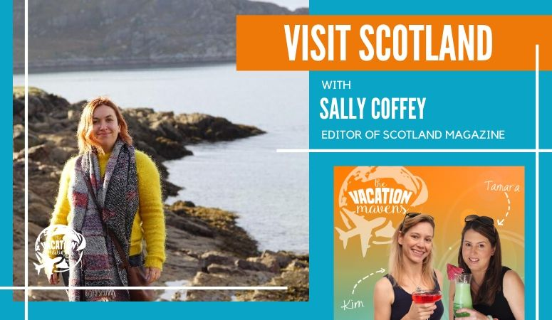 Tips for visiting Scotland from Moon Travel guidebook author Sally Coffey