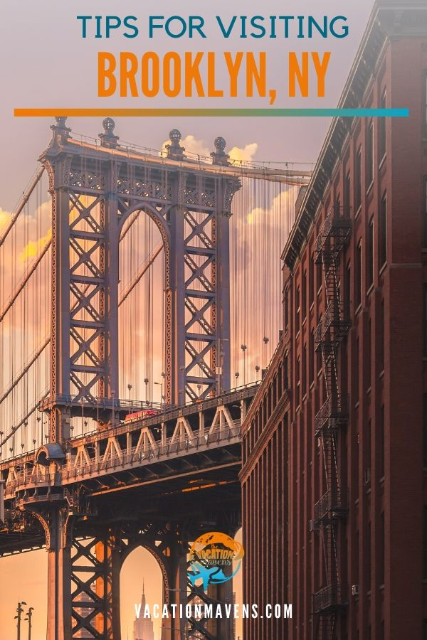 Tips for visiting Brooklyn NY with kids on the Vacation Mavens podcast