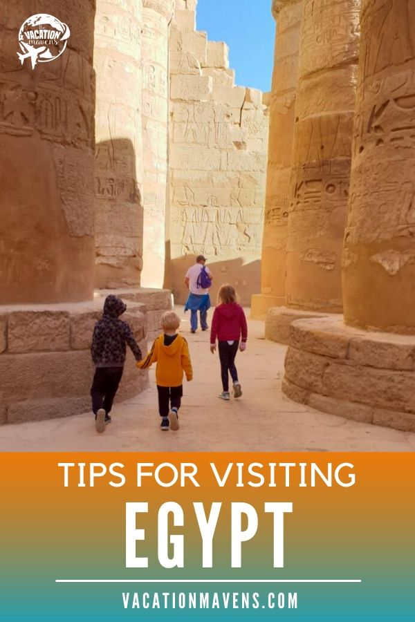 Tips for visiting Egypt with kids