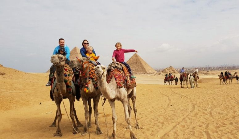 152: Visiting Egypt with Kids