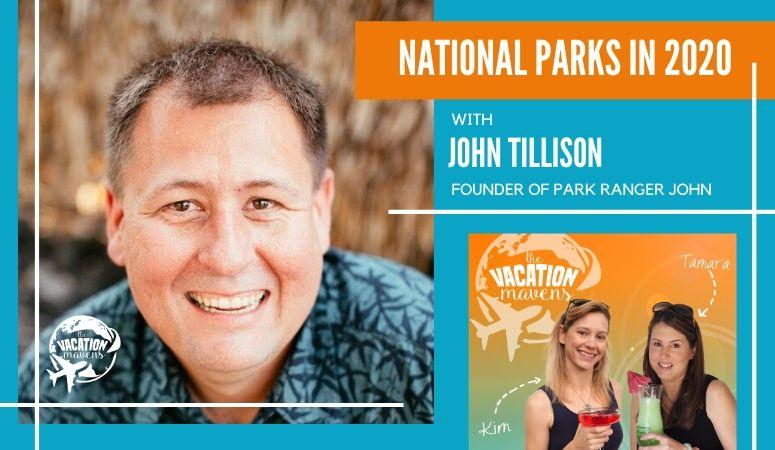 National Parks in 2020 Vacation Mavens artwork
