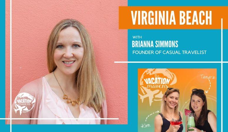 Virginia Beach Vacation Mavens podcast