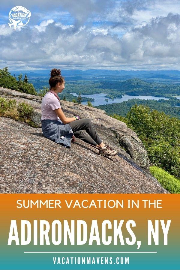 Summer vacations in the Adirondacks NY