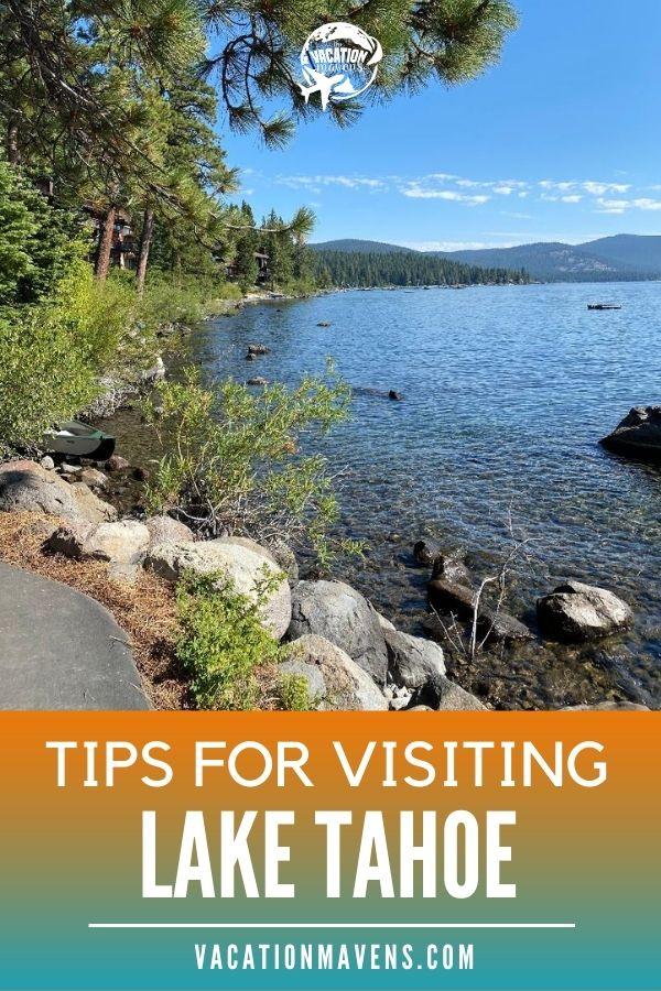 Tips for visiting Lake Tahoe