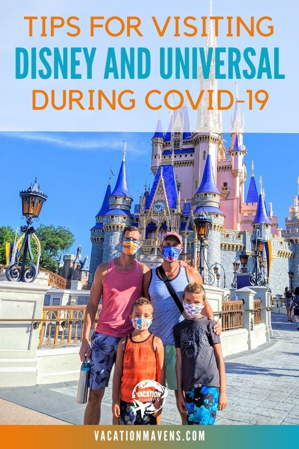 177: Visiting Walt Disney World and Universal Orlando during COVID