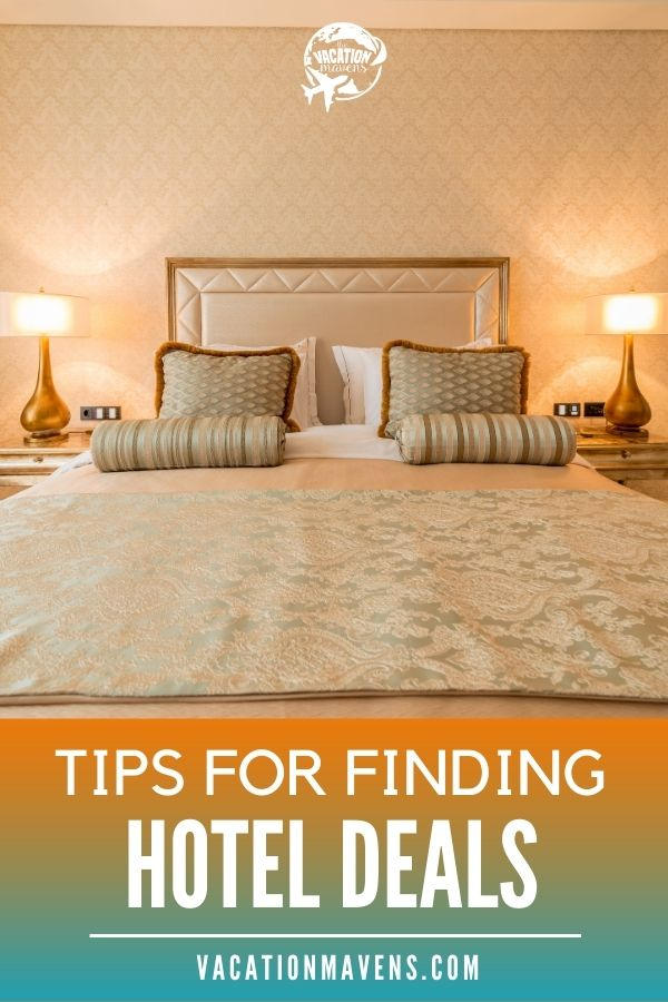 Tips for finding hotel deals