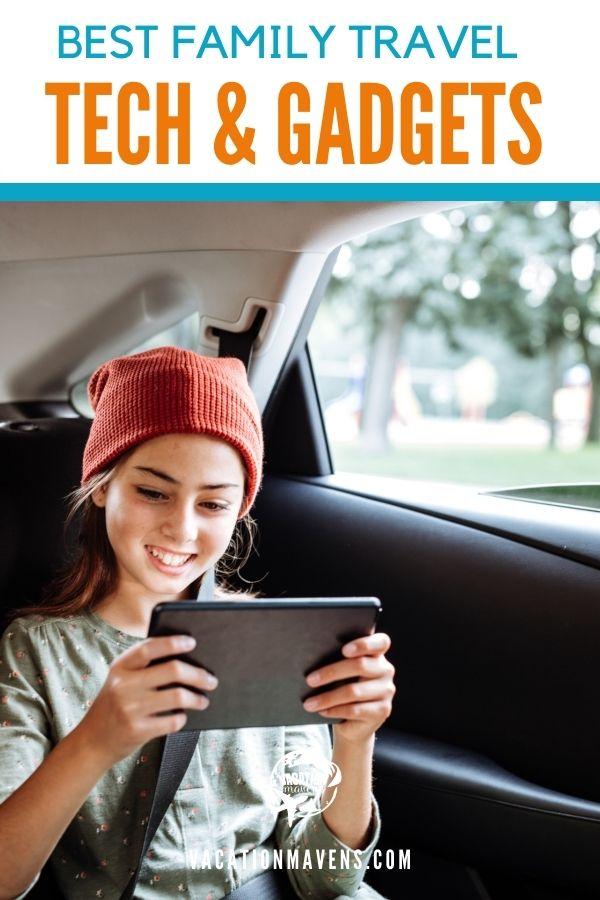Best family travel tech & gadgets